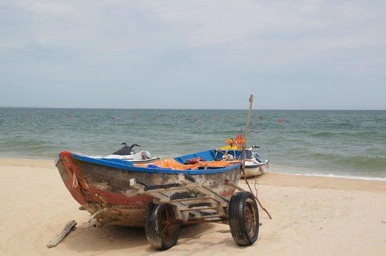 Cham Villas : На пляже