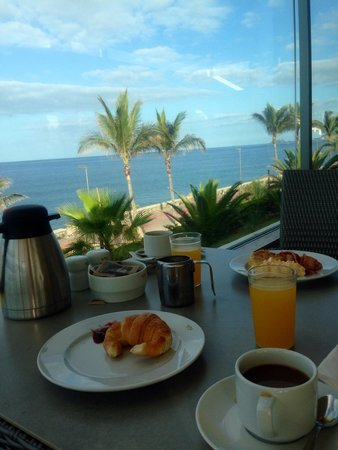 ClubHotel Riu Gran Canaria: Lovely view at breakfast