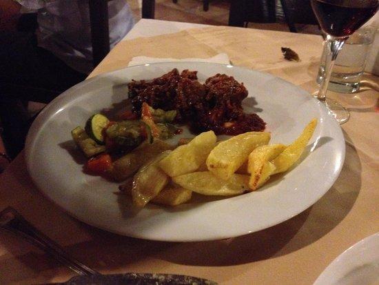 Taverna Nikolas Restaurant: Carne