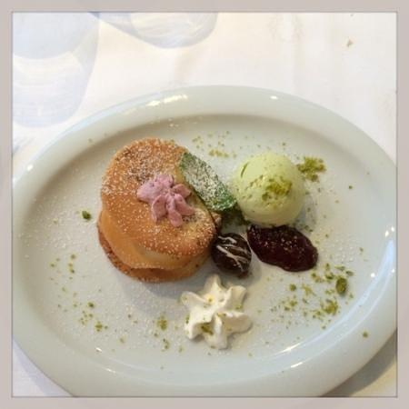 Hotel Meranerhof: Dessert - amazing