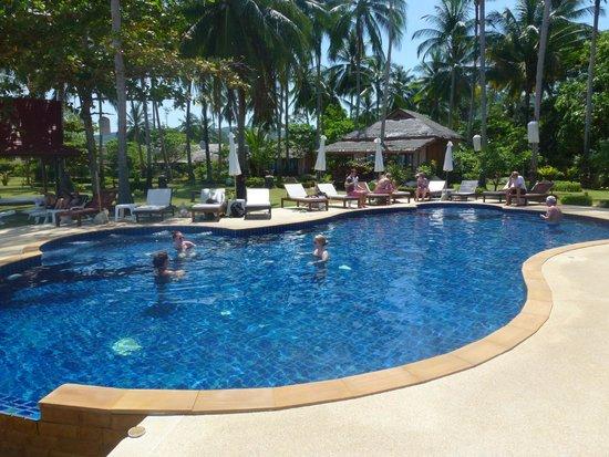 Lipa Lodge Beach Resort : Pool
