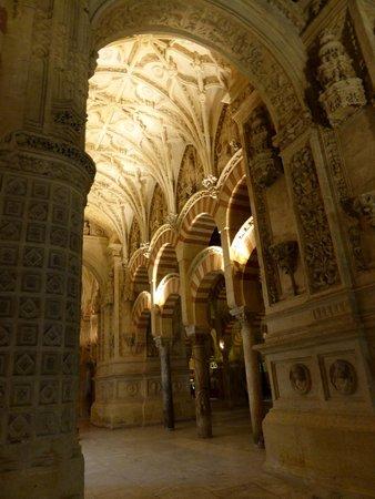 Cathédrale de Cordoue : Mélange de styles