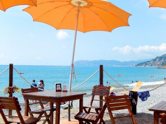 "Residence Sole : Beach Bar ""Onda"""