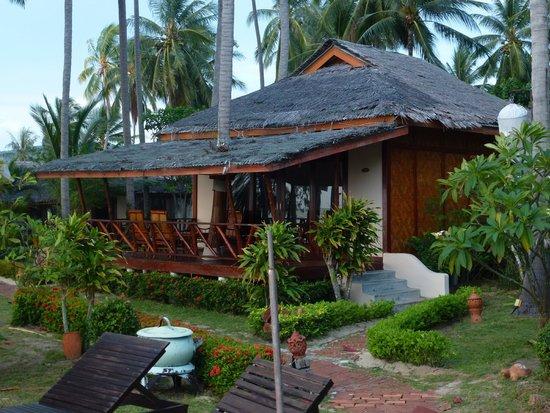 Lipa Lodge Beach Resort: Rooms