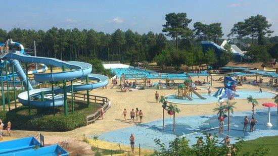 parc attraction landes