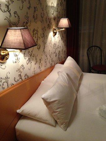 BEST WESTERN Hotel Beausejour Lourdes : habitacion