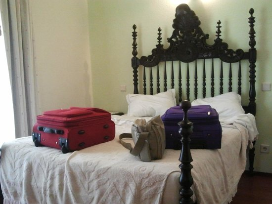 Grande Oceano Guest House : Letto