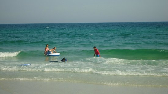 Destin West Beach and Bay Resort: @Beach