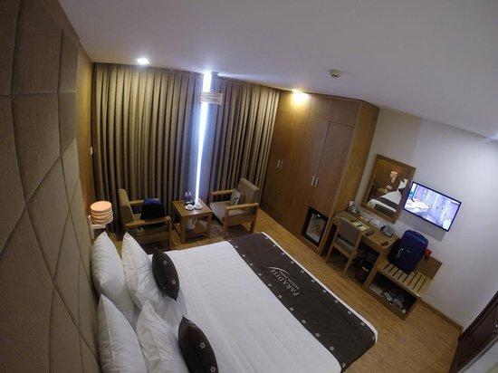 Paradise Saigon Boutique Hotel: Premium Deluxe Room