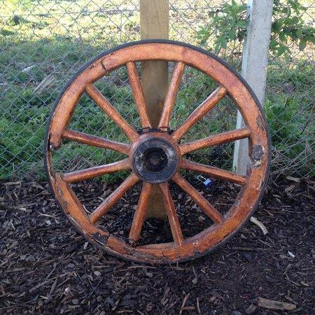 Chuckwagon: Wagon Wheel