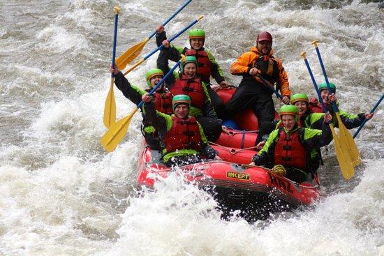 Rafting New Zealand: Rafting