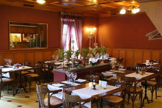 Brasserie De L Hotel De Ville Echallens