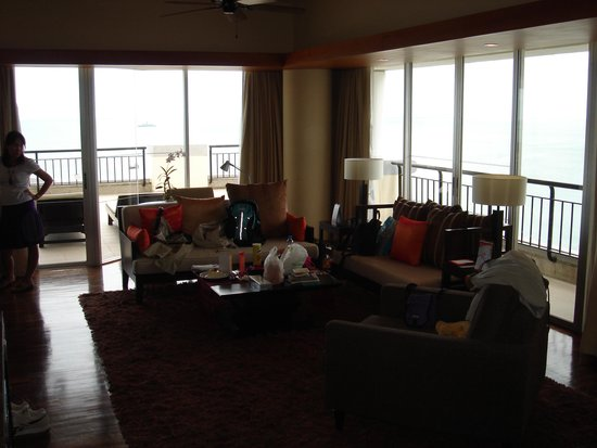 Hilton Hua Hin Resort & Spa: club suite room