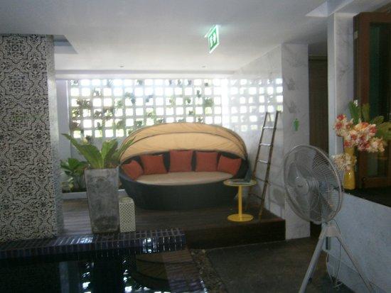 Ploen Chaweng Koh Samui : Pool Area