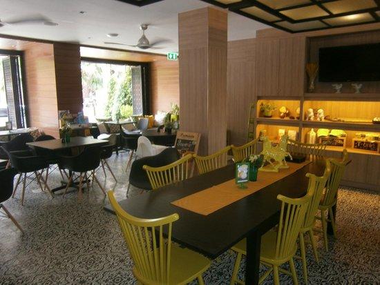 Ploen Chaweng Koh Samui : Dining Area