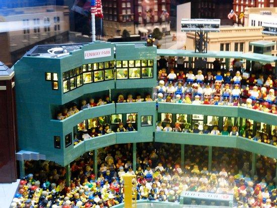 Legoland Discovery Center: Fenway Park