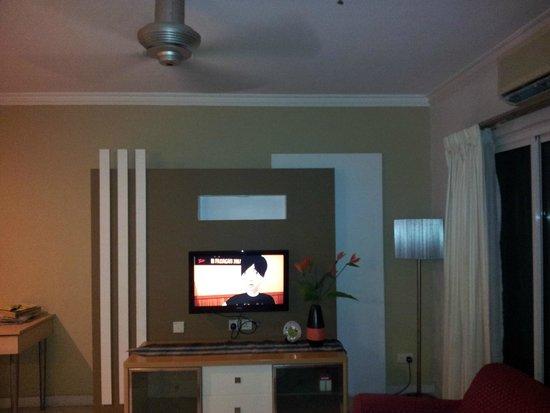 D-Villa Residence Hotel: Ventilateur