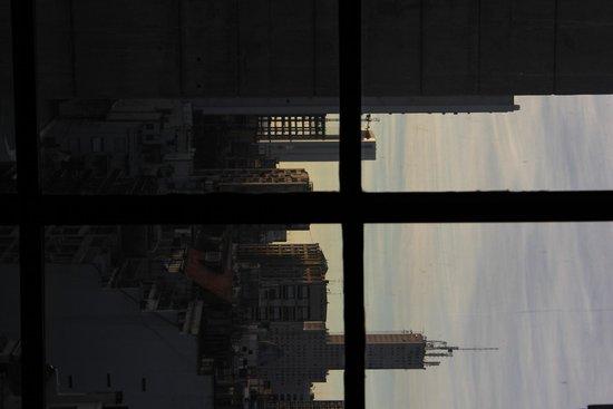 Aspen Towers Hotel: Vista desde la última planta