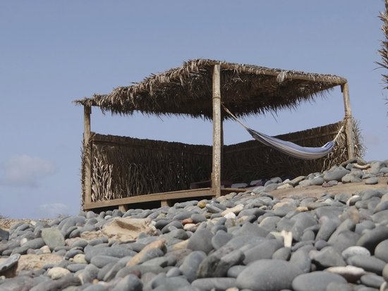 Hotel Spinguera Ecolodge : Пляж