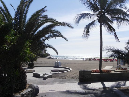 IFA Interclub Atlantic Hotel: пляж Сан Августин