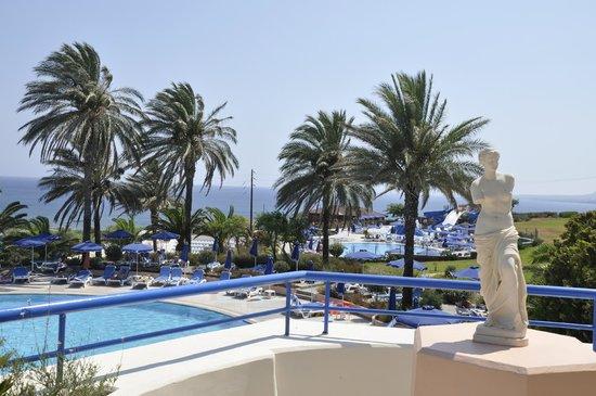 Rodos Princess Beach Hotel: Area esterna