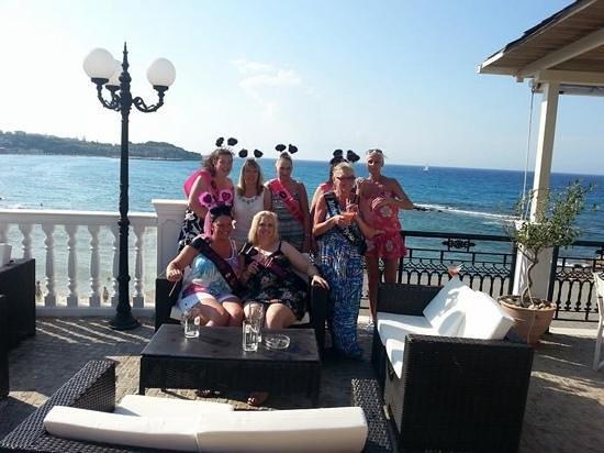 Sentido Alexandra Beach Resort: hen do lol