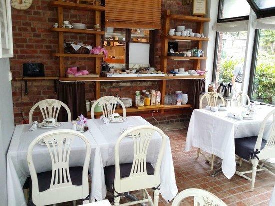 Lilton: Frukostmatsalen
