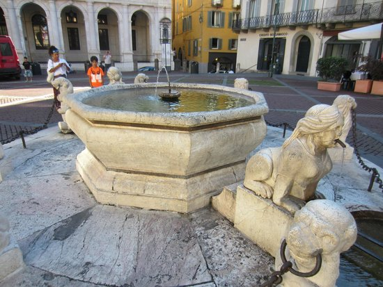 Fontana Contarini : Fontana del Contarini