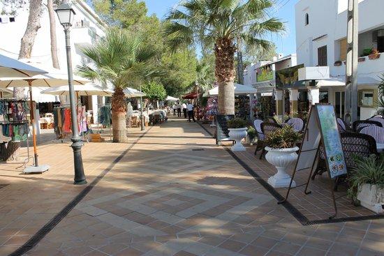 Prinsotel Alba Hotel Apartments: centre ville