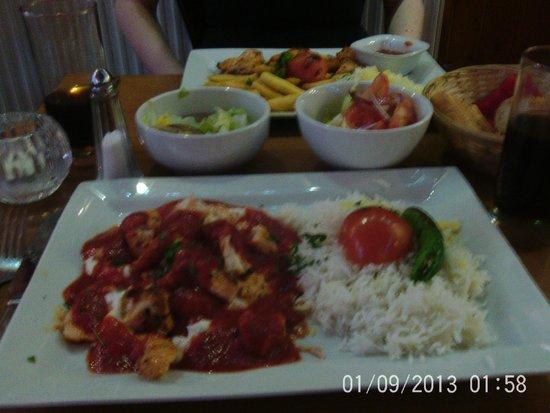 Shiraz Turkish BBQ restaurant: Main