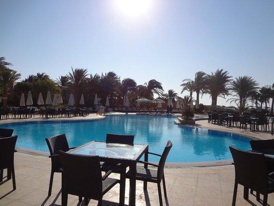 Club Paradisio Hotel El Gouna: main pool