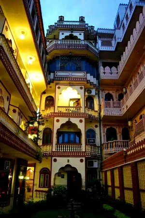 Umaid Bhawan Heritage House Hotel: Interior View