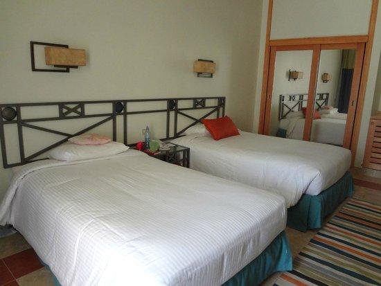 Club Paradisio Hotel El Gouna: our room