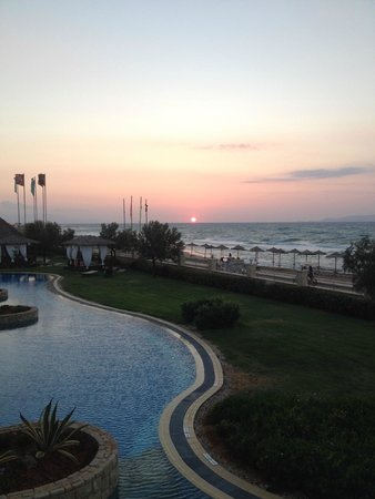 Atlantica Sensatori Resort Crete: Sunset