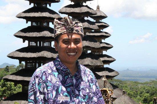Reisen auf Bali