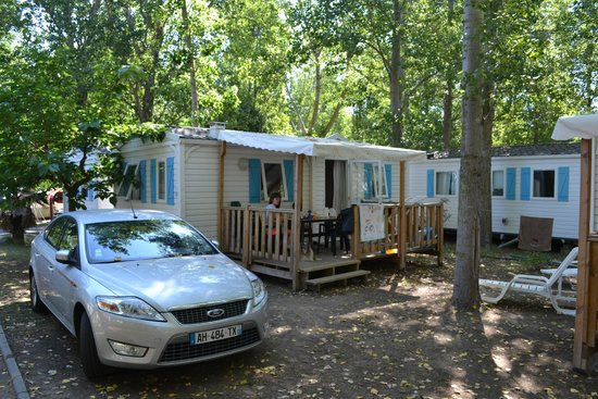 Camping Sandaya les Vagues: Zone 3