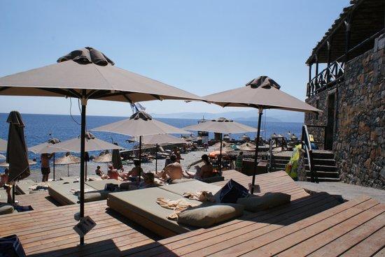 Tui Sensimar Elounda Village Resort & Spa by Aquila: View towards beach area