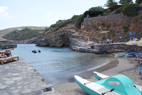 Tui Sensimar Elounda Village Resort & Spa by Aquila: Beach