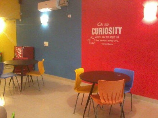 Charcoal Roast: Pleasant Cafe interiors