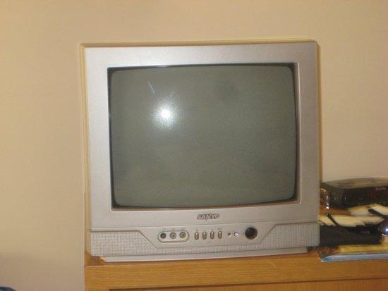 SENTIDO Pearl Beach: Room TV