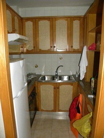 Hotel Augustus: Кухня