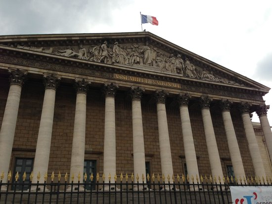 Palais-Bourbon: ブルボン宮