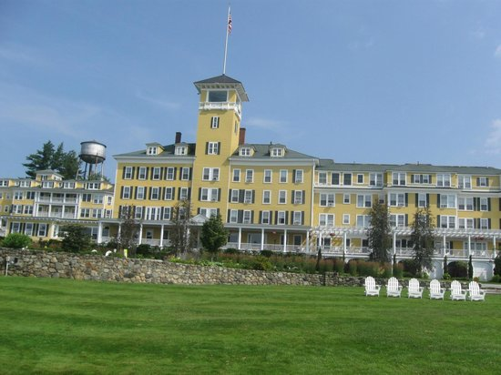 Mountain View Grand Resort & Spa: The Grand Hotel itself