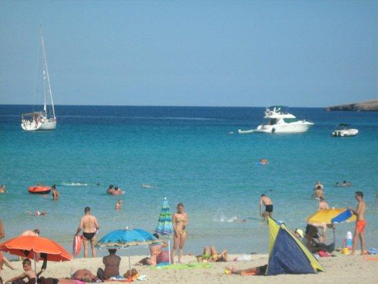 Hipotels Bahia Grande: la plage