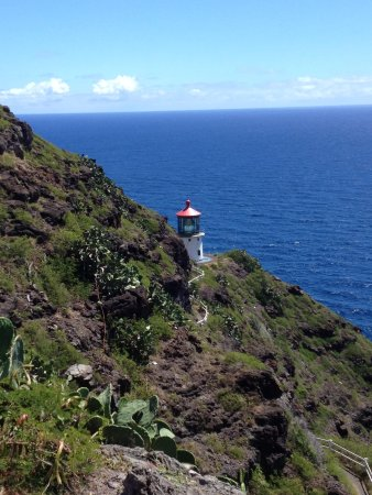 Makapuu Lighthouse Trail: The Lighthouse