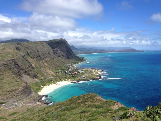Makapuu Lighthouse Trail: View at the top