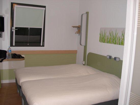 Ibis Budget Amsterdam Zaandam: Room