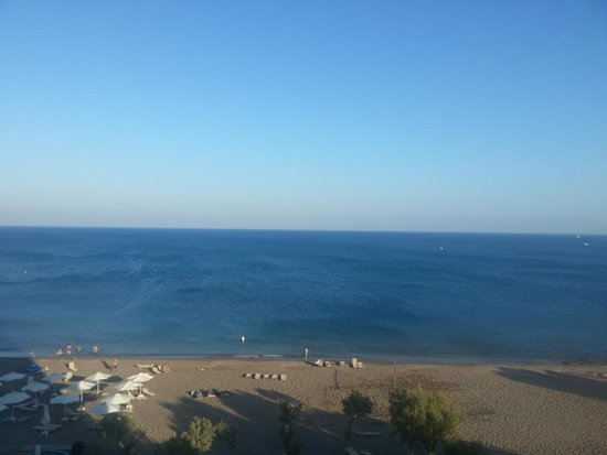 Amada Colossos Resort - TEMPORARILY CLOSED: the view from room 188