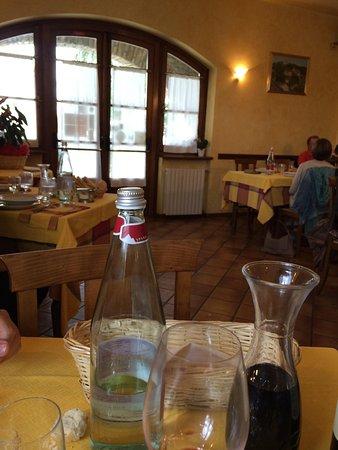 Cissone, Itálie: Interno