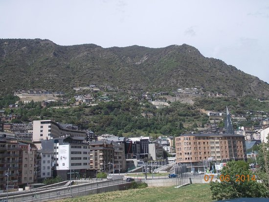 Hotel Pitiusa: Вид из номера